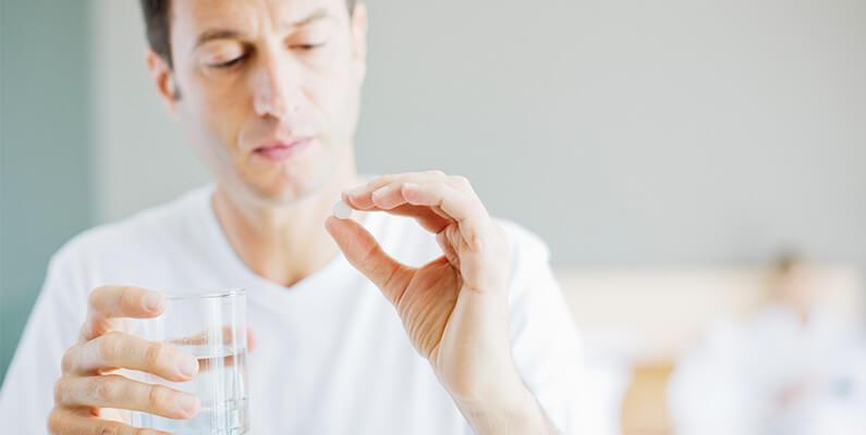 Papawerin die Tabletten und die Potenz